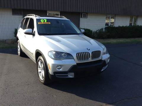 2007 BMW X5 for sale at Airport Motors in Saint Francis WI