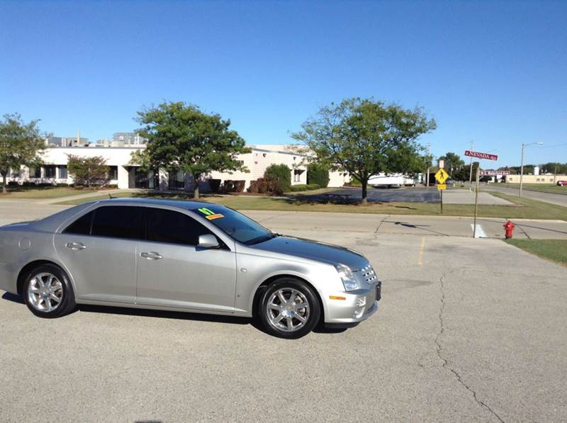 2007 Cadillac STS V6 4dr Sedan - Saint Francis WI