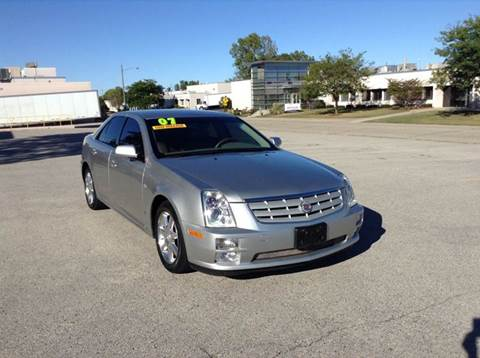 2007 Cadillac STS for sale at Airport Motors in Saint Francis WI