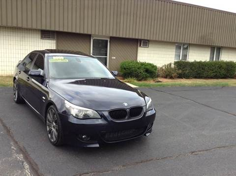 2009 BMW 5 Series for sale at Airport Motors in Saint Francis WI