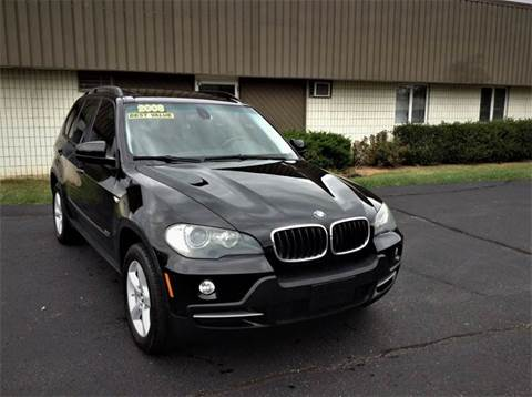 2008 BMW X5 for sale at Airport Motors in Saint Francis WI