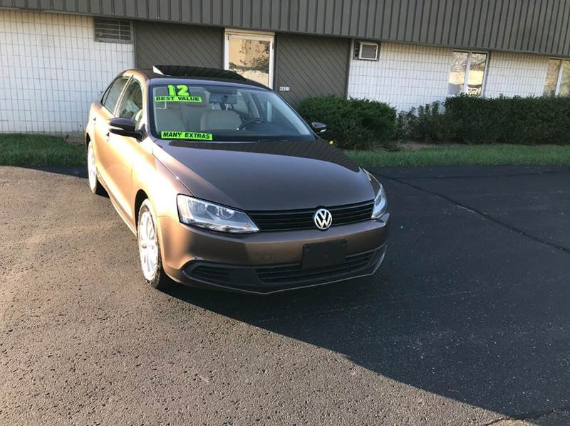 2012 Volkswagen Jetta for sale at Airport Motors in Saint Francis WI