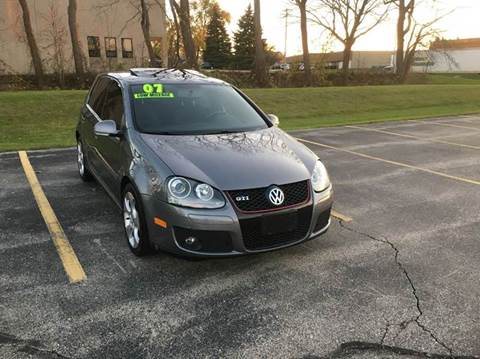 2007 Volkswagen GTI for sale at Airport Motors in Saint Francis WI