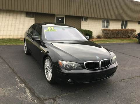 2007 BMW 7 Series for sale at Airport Motors in Saint Francis WI