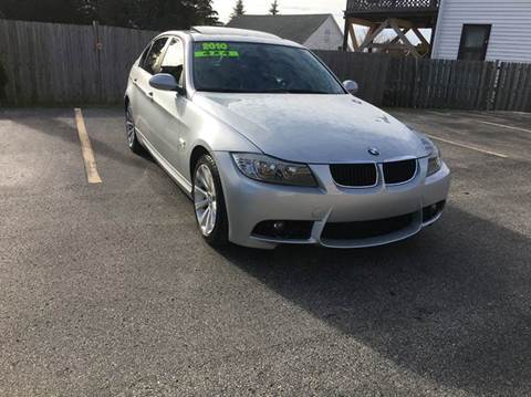2010 BMW 3 Series for sale at Airport Motors in Saint Francis WI