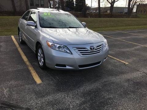 2007 Toyota Camry for sale at Airport Motors in Saint Francis WI