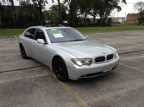 2004 BMW 7 Series for sale at Airport Motors in Saint Francis WI