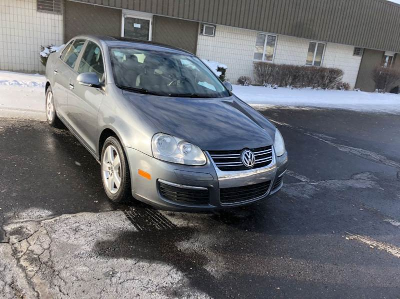 2008 Volkswagen Jetta for sale at Airport Motors in Saint Francis WI