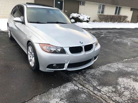 2007 BMW 3 Series for sale at Airport Motors in Saint Francis WI