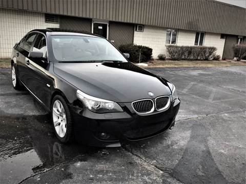 2008 BMW 5 Series for sale at Airport Motors in Saint Francis WI