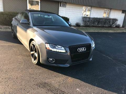 2009 Audi A5 for sale at Airport Motors in Saint Francis WI