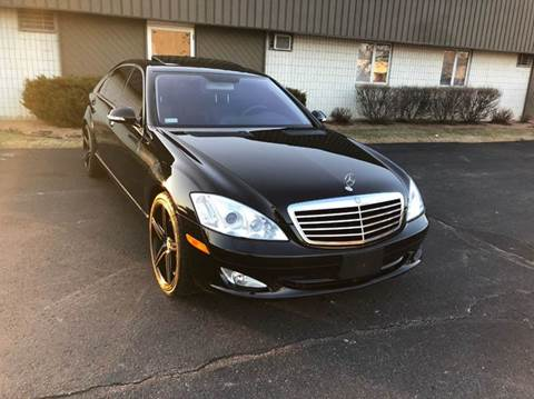 2007 Mercedes-Benz S-Class for sale at Airport Motors in Saint Francis WI