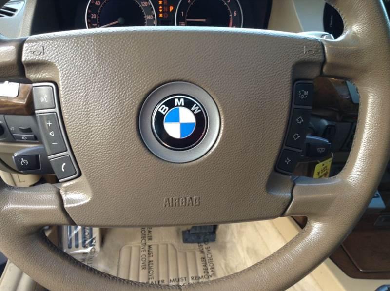 2004 BMW 7 Series 745Li 4dr Sedan - Saint Francis WI