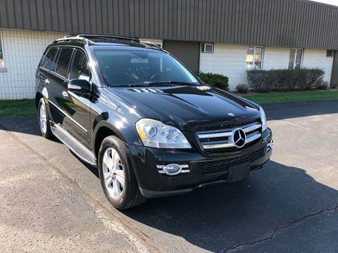 2007 Mercedes-Benz GL-Class for sale at Airport Motors in Saint Francis WI