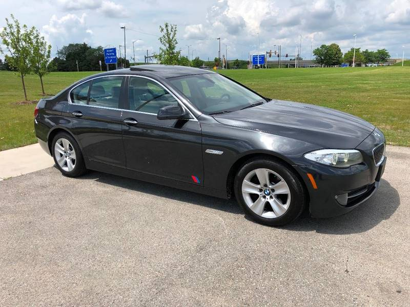 2013 BMW 5 Series AWD 528i xDrive 4dr Sedan - Saint Francis WI