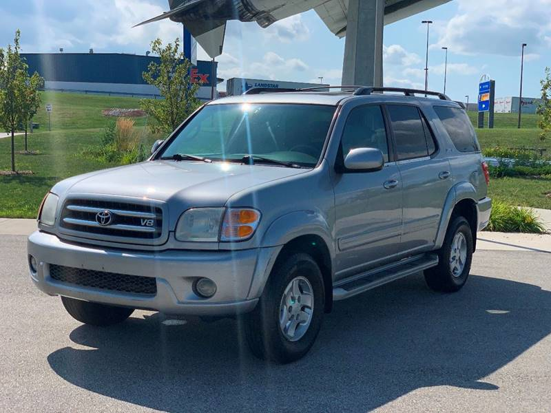 2001 Toyota Sequoia Limited 4WD 4dr SUV - Saint Francis WI