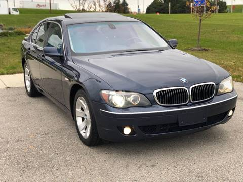 2007 BMW 7 Series for sale in Saint Francis, WI