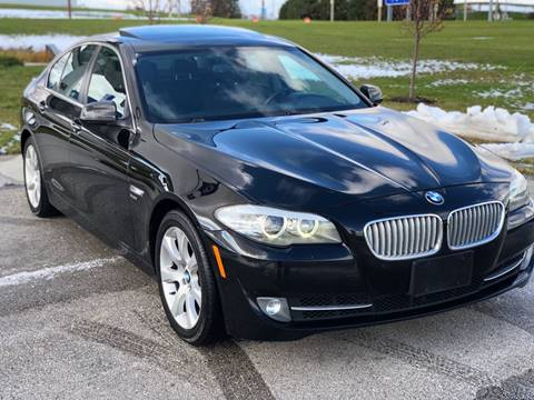 2011 BMW 5 Series for sale in Saint Francis, WI