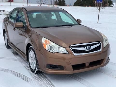2011 Subaru Legacy for sale in Saint Francis, WI