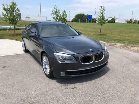 2009 BMW 7 Series for sale at Airport Motors in Saint Francis WI