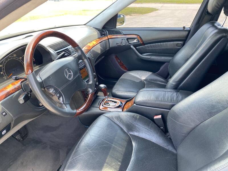 2002 Mercedes-Benz S-Class S 55 AMG 4dr Sedan - Saint Francis WI