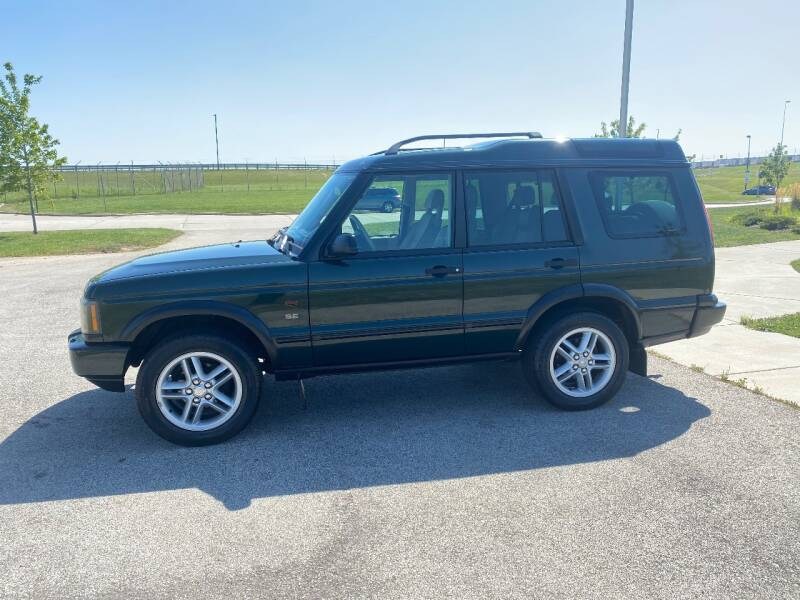 2003 Land Rover Discovery SE 4WD 4dr SUV - Saint Francis WI