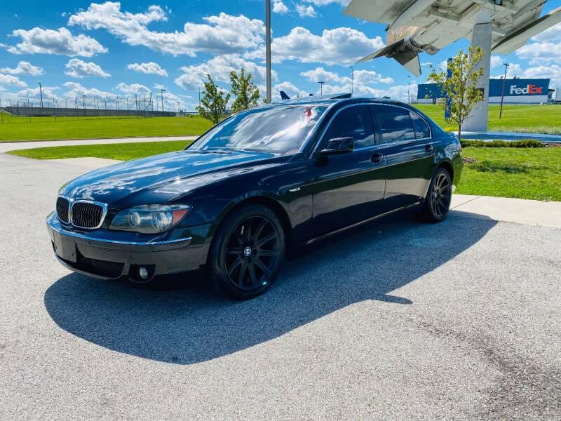 2008 BMW 7 Series 750Li 4dr Sedan - Saint Francis WI