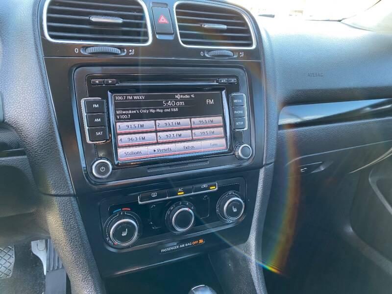 2012 Volkswagen Jetta SportWagen S PZEV 4dr Wagon 6A - Saint Francis WI