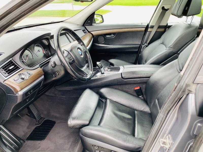 2010 BMW 5 Series AWD 550i xDrive Gran Turismo 4dr Hatchback - Saint Francis WI