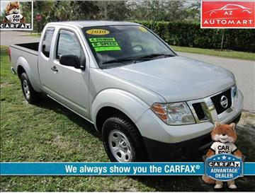 2010 Nissan Frontier for sale in West Palm Beach, FL