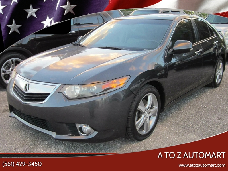 2011 acura tsx 4dr sedan 5a w technology package in west. Black Bedroom Furniture Sets. Home Design Ideas