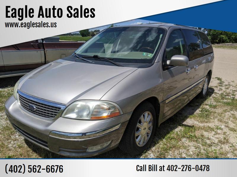 2001 ford windstar limited 4dr mini van in columbus ne eagle auto sales 2001 ford windstar limited 4dr mini van