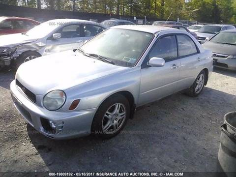 2003 Subaru Impreza for sale in Garfield, NJ