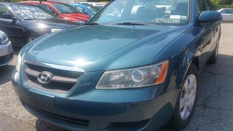 2008 Hyundai Sonata for sale in Garfield, NJ