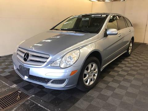 2007 Mercedes Benz R Class For Sale In Garfield, NJ