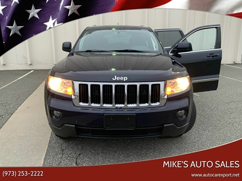 Mike Auto Sales >> Jeep Grand Cherokee For Sale In Garfield Nj Mike S Auto Sales