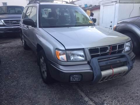 1999 Subaru Forester for sale in Garfield, NJ
