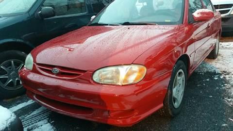 2001 Kia Sephia for sale in Garfield, NJ
