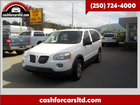 2009 Pontiac Montana SV6 for sale in Vancouver, BC