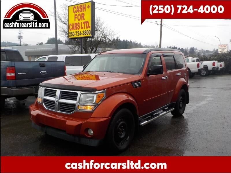 Cash For Cars Vancouver >> 2008 Dodge Nitro Slt 4dr Suv 4wd In Vancouver Bc Cash For