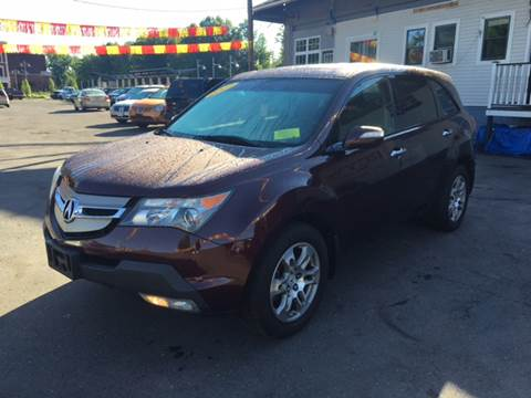 2007 Acura MDX for sale in Holyoke, MA