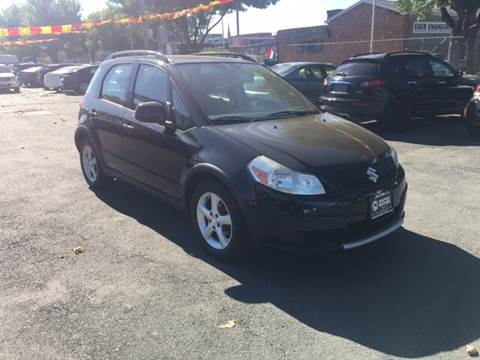 2008 Suzuki SX4 Crossover for sale in Holyoke, MA