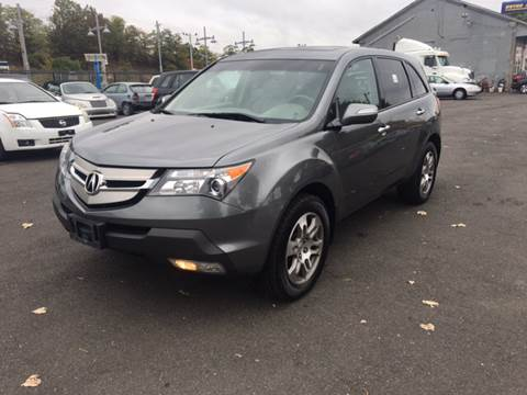2008 Acura MDX for sale in Holyoke, MA