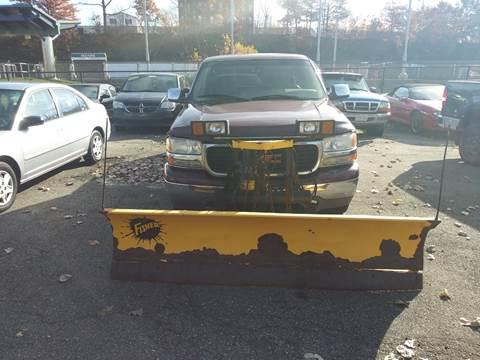 2000 GMC Sierra 1500 for sale in Holyoke, MA