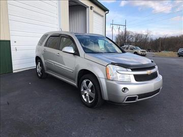 2008 Chevrolet Equinox for sale in Martinsburg, WV