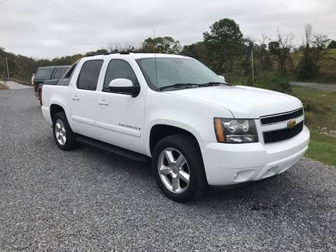 2007 Chevrolet Avalanche for sale in Martinsburg, WV
