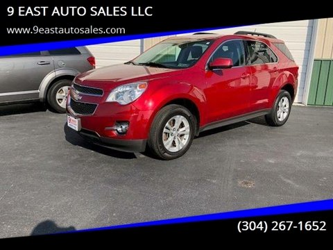 2015 Chevrolet Equinox For Sale In Martinsburg Wv