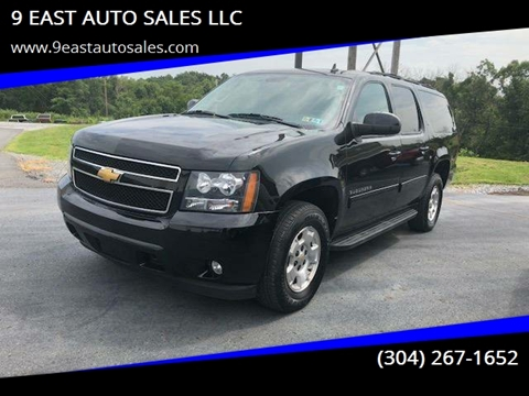 2012 Chevrolet Suburban For Sale In Martinsburg Wv