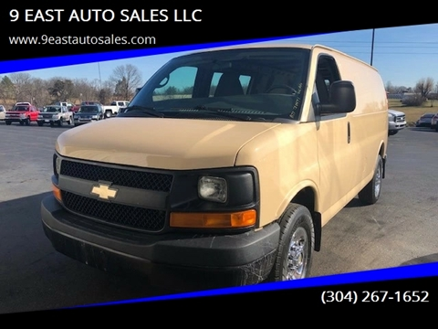 2014 Chevrolet Express Cargo for sale in Martinsburg, WV