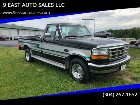 1994 Ford F-150 for sale in Martinsburg, WV